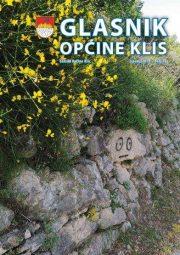 Glasnik Općine Klis Broj 10 slika naslovnice