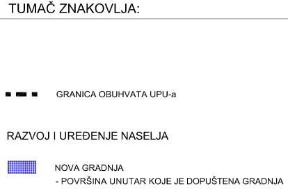 UPU-26 Vučevica - 4. Način i uvjeti gradnje
