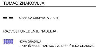 UPU-22 Vučevica - 4. Način i uvjeti gradnje