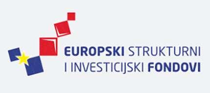 Europski strukturni i investicijski fondovi logo